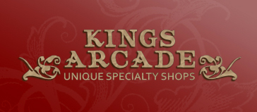 Kings Arcade - Unique specialty shops